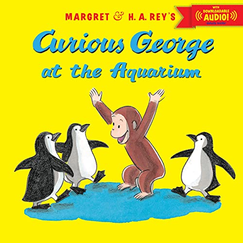 9780544176744: Curious George at the Aquarium