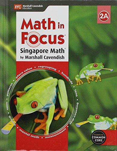9780544193574: Math in Focus: Singapore Math: Student Edition, Book A Grade 2 2015