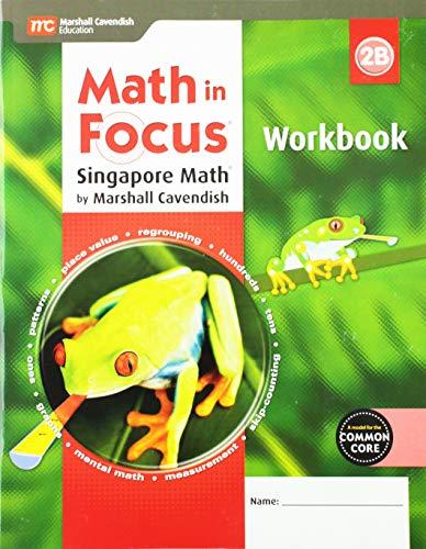 9780544193833: Math in Focus: Singapore Math: Student Workbook, Book B Grade 2