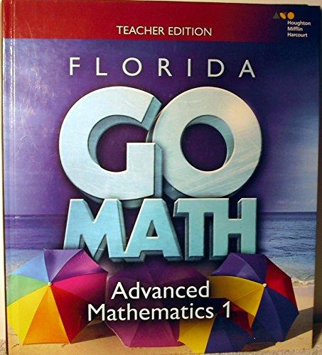 9780544200609: Holt McDougal Go Math! Florida: Teacher Edition Advanced 6 2015