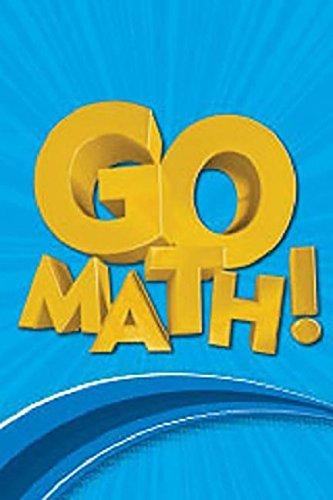 9780544204294: Houghton Mifflin Harcourt Go Math! Spanish California: Student Edition Grade 3 2015 (Spanish Edition)