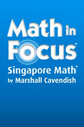 9780544207707: Math in Focus: Singapore Math: Spanish Student Workbook, Volume A Grade 3 (Spanish Edition)