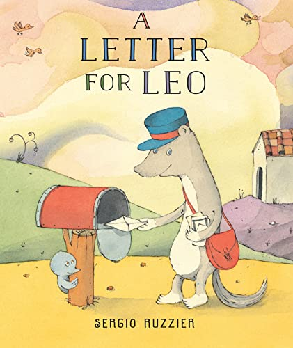 9780544223608: A Letter for Leo