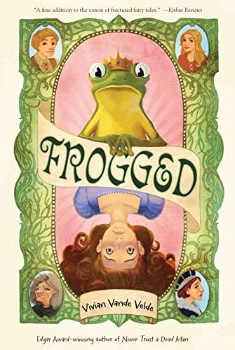 9780544225466: Frogged