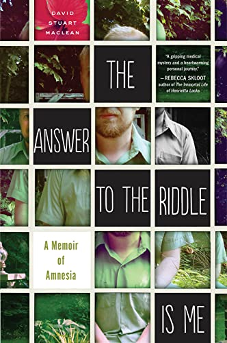 9780544227705: The Answer to the Riddle Is Me: A Memoir of Amnesia