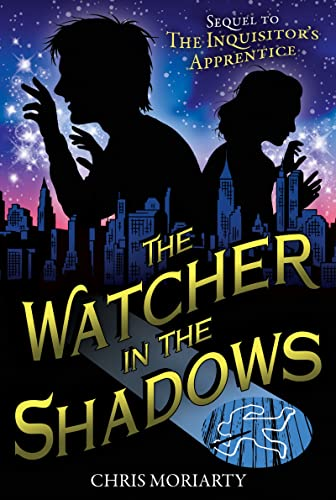 9780544227767: The Watcher in the Shadows (Inquisitor's Apprentice (Quality))