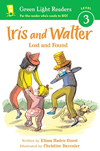 9780544227897: Iris and Walter: Lost and Found (Green Light Readers Level 3)