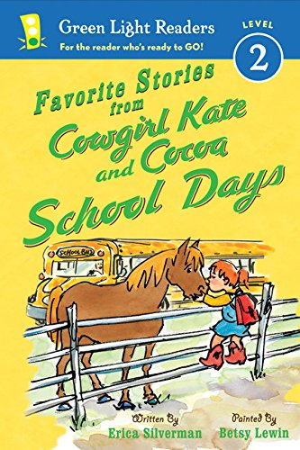 9780544230170: Favorite Stories from Cowgirl Kate and Cocoa: School Days (Green Light Readers Level 2)