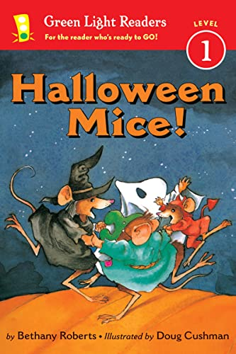 9780544232761: Halloween Mice! (Green Light Readers Level 1)
