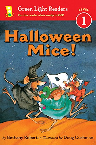 9780544232792: Halloween Mice! (Green Light Readers Level 1)