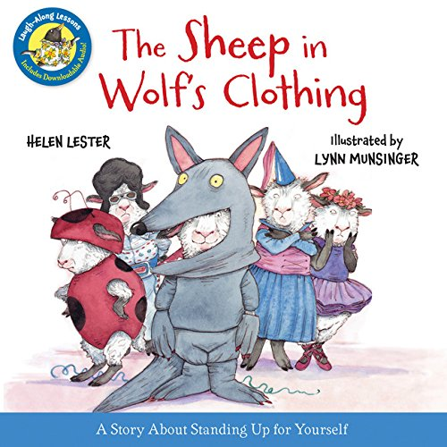 9780544233003: The Sheep in Wolf's Clothing (Laugh-Along Lessons)