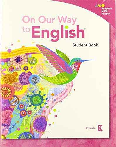 9780544235359: On Our Way to English: Student Book Grade K