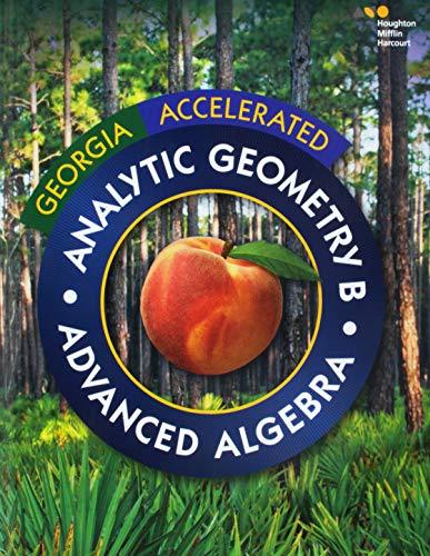 9780544236677: Holt McDougal Accelerated Analytic Geometry B/Advanced Algebra Georgia: Student Edition 2014