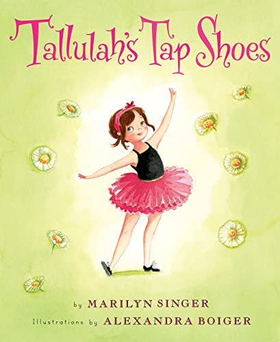 9780544236875: Tallulah's Tap Shoes