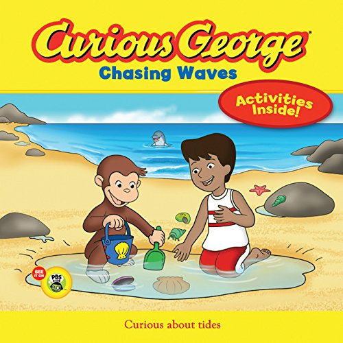 9780544240100: Curious George Chasing Waves