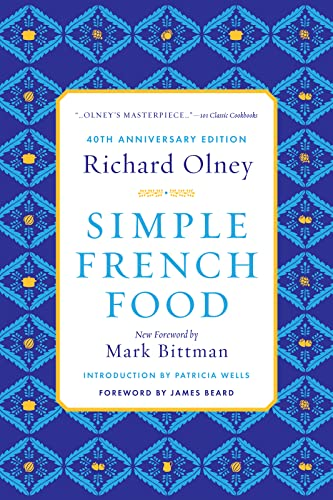 9780544242203: Simple French Food 40th Anniversary Edition