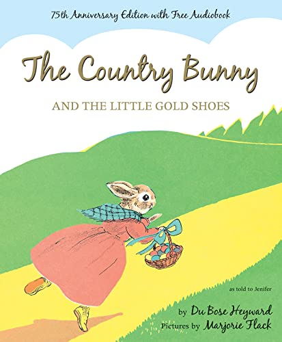 9780544251977: The Country Bunny and the Little Gold Shoes with Access Code