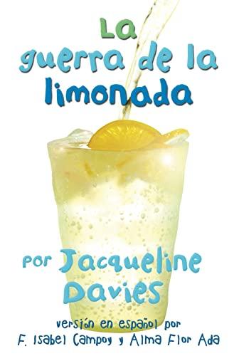9780544252035: La Guerra de la Limonada = The Lemonade War