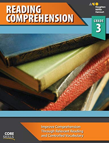 9780544267671: Steck-Vaughn Core Skills Reading Comprehension: Workbook Grade 3