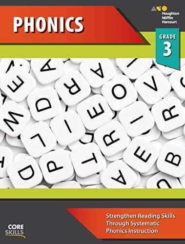 9780544267763: Core Skills Phonics Workbook Grade 3 (Steck-Vaughn Core Skills Phonics)