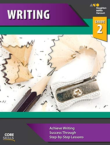 9780544268463: Steck-Vaughn Core Skills Writing: Workbook Grade 2