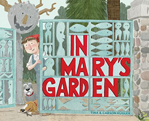 9780544272200: In Mary's Garden
