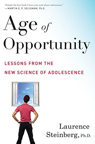 9780544279773: Age of Opportunity: Lessons from the New Science of Adolescence