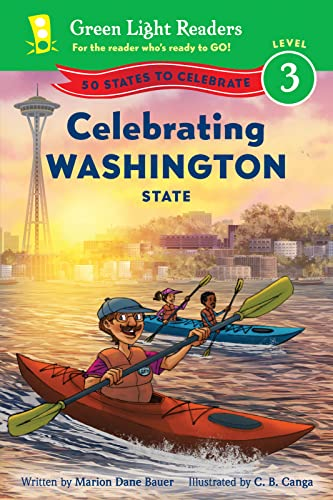 9780544289482: Celebrating Washington State: 50 States to Celebrate (Green Light Readers Level 3)