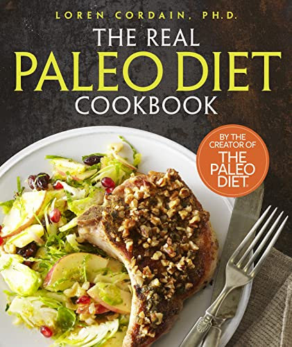 9780544303263: The Real Paleo Diet Cookbook