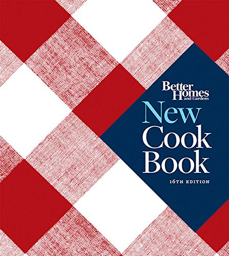 9780544307070: Better Homes and Gardens New Cook Book (Better Homes & Gardens)