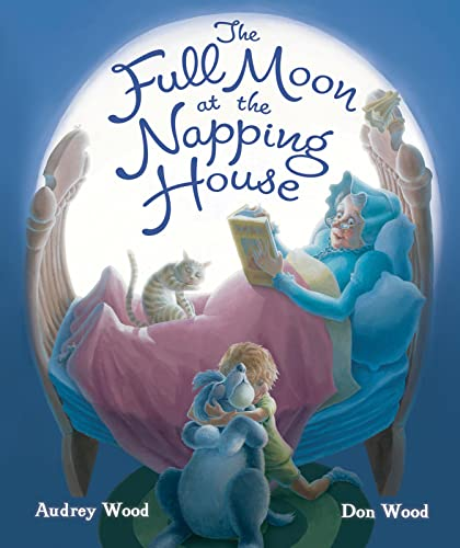 9780544308329: The Full Moon at the Napping House