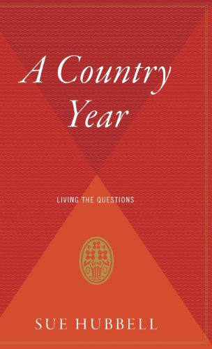 9780544310292: A Country Year: Living the Questions