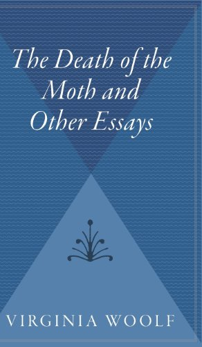 9780544310346: The Death of the Moth and Other Essays