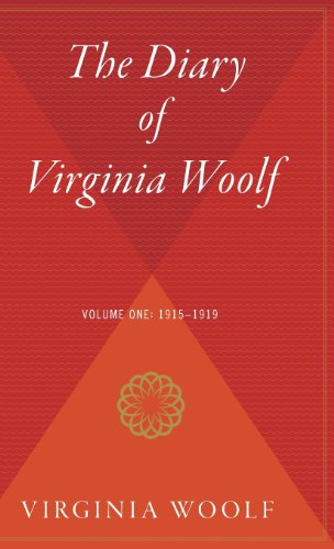 9780544310377: The Diary of Virginia Woolf Volume One