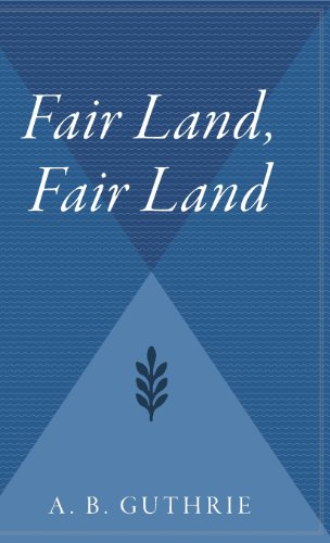 9780544310476: Fair Land, Fair Land (Big Sky)