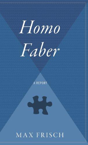 9780544310582: Homo Faber