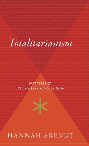 9780544312654: Totalitarianism: Part Three of the Origins of Totalitarianism