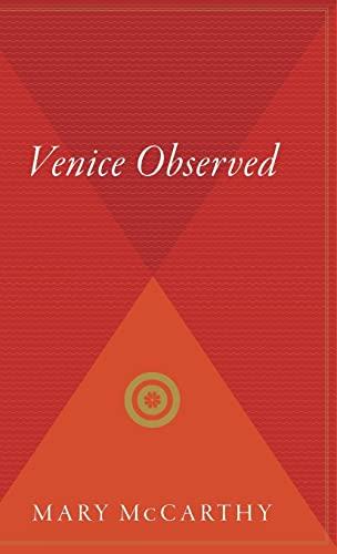 9780544313163: Venice Observed