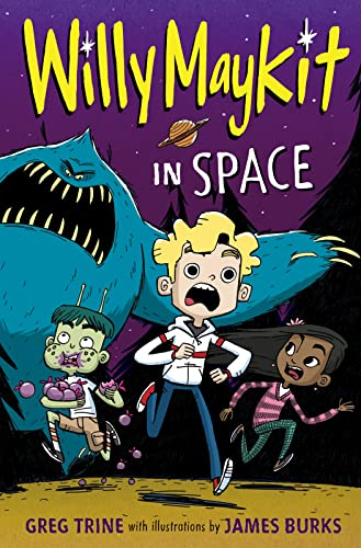 9780544313514: Willy Maykit in Space