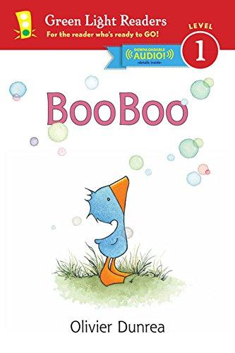 9780544313620: Booboo (Reader) (Green Light Readers. Level 1)