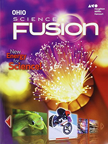 9780544319424: Holt McDougal Science Fusion Ohio: Student Edition Worktext Grade 6 2015