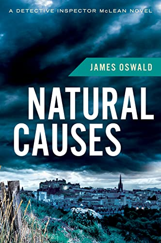 9780544319486: Natural Causes (Detective Inspector McLean)