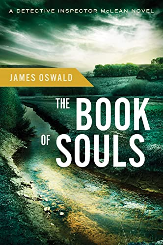 9780544319493: The Book of Souls (Detective Inspector MacLean)