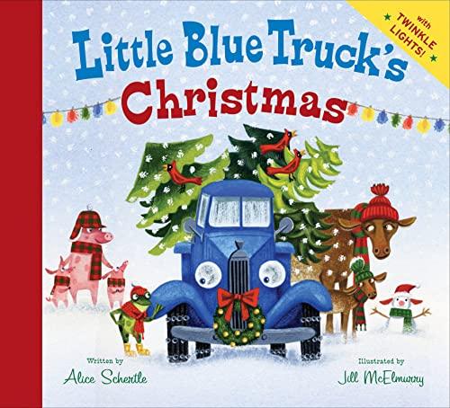 9780544320413: Little Blue Truck's Christmas