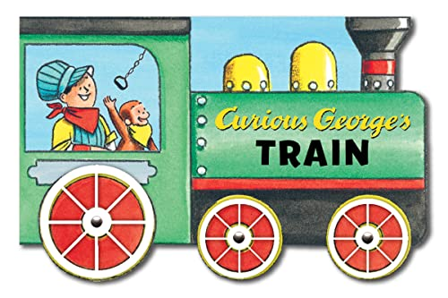 9780544320741: Curious George's Train