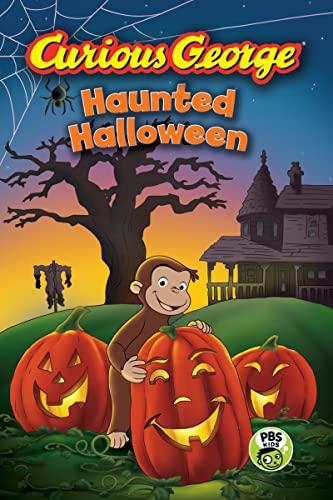 9780544320772: Curious George Haunted Halloween