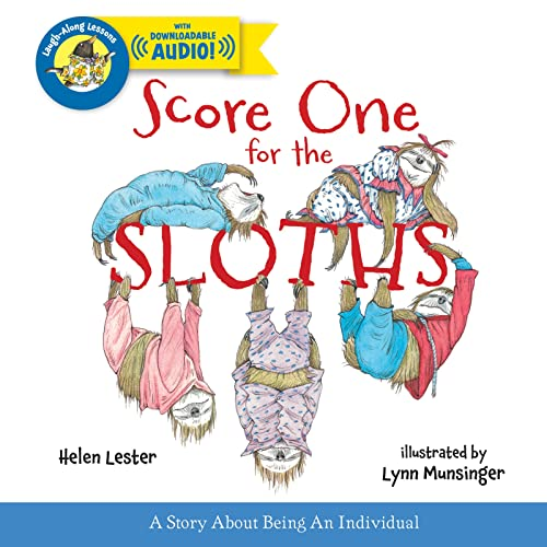 9780544324053: Score One for the Sloths (Laugh-Along Lessons)