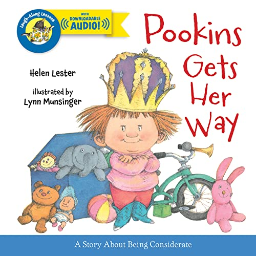 9780544324060: Pookins Gets Her Way (Laugh-Along Lessons)
