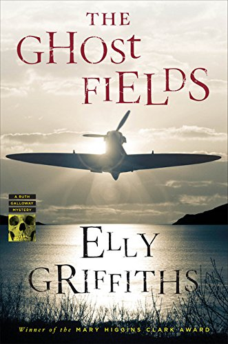 Cover of the book, The Ghost Fields (Ruth Galloway, #7).