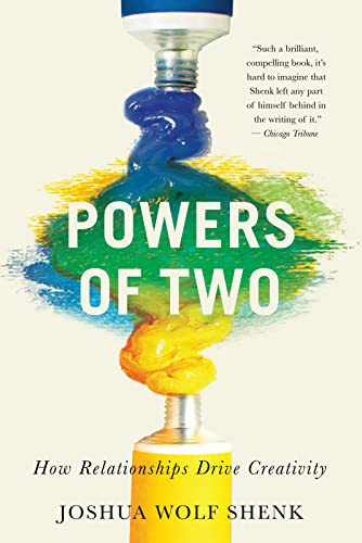 9780544334465: Powers of Two: Finding the Essence of Innovation in Creative Pairs